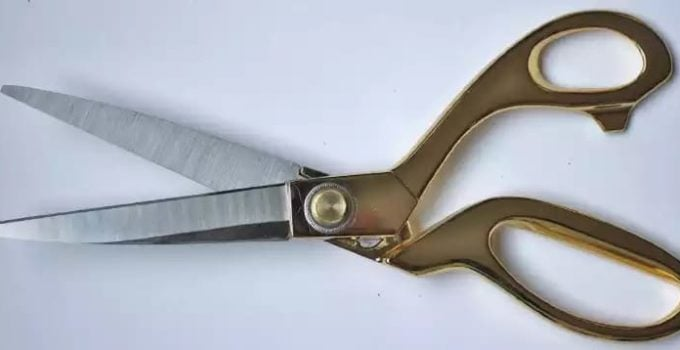 professional sewing scissors
