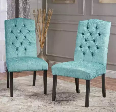 Miraculous 10 Best Fabric For Kitchen Chairs Reviews In 2019 Ibusinesslaw Wood Chair Design Ideas Ibusinesslaworg