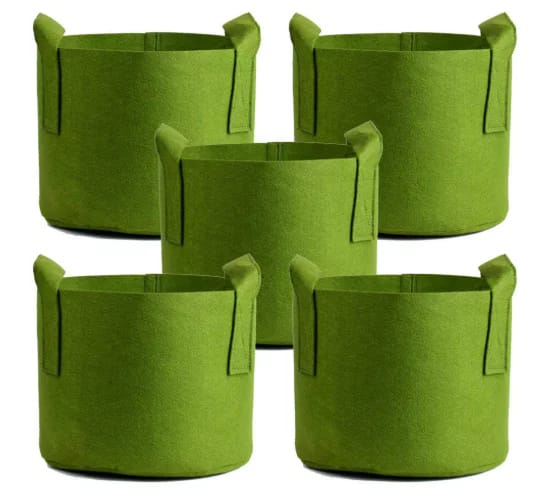 10 Best Fabric Pots Geo Grow