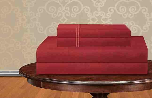 Elegant comfort luxurious 1500 thread count wrinkle