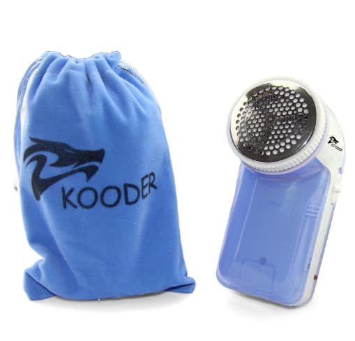 KOODER Rechargeable Fabric Shaver, Sweater Shaver, And Lint Remover