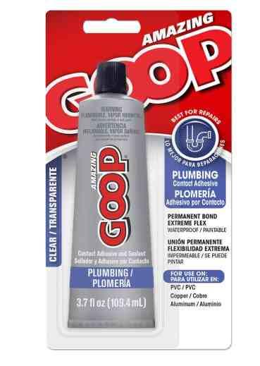 Amazing GOOP 150011 Plumbing Adhesive