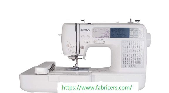 Brother SE400 Embroidery Computerized Sewing Machine