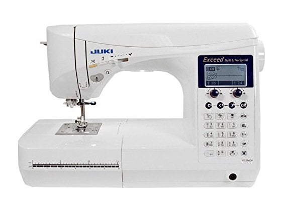 Juki HZL-F600 Computerized Sewing Machine