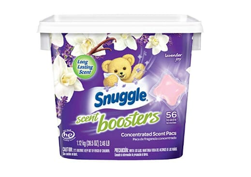 Snuggle Laundry Scent Boosters Concentrated Scent Fabric Softener