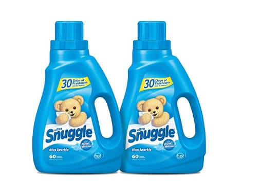 Snuggle Liquid Fabric Softener With Fresh Release