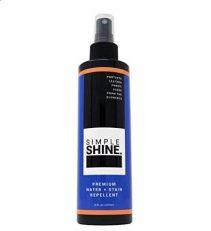 Simple shine premium water spray repellent