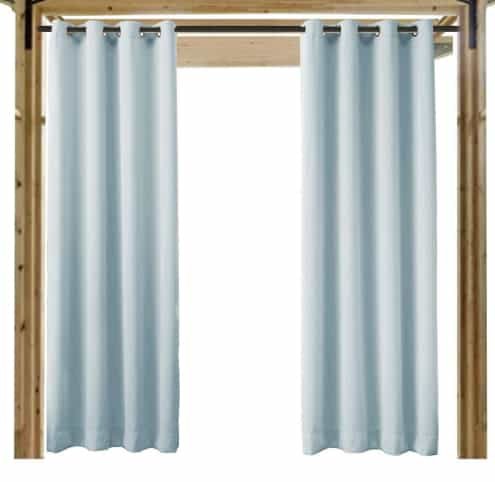 Cololeaf Outdoor curtain, Best Patio Waterproof curtains