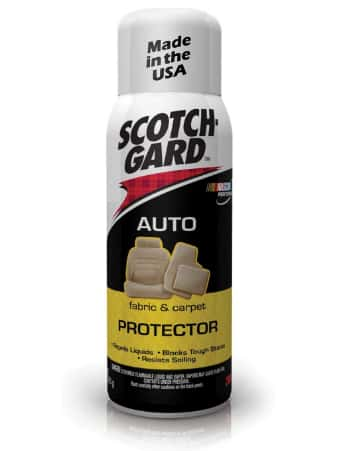 Scotchgard Auto Fabric and Carpet Protector