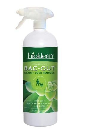 Biokleen Bac-Out Stain Remover Foam Spray