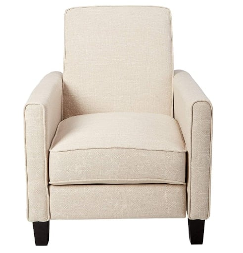 Davis Fabric Recliner Club Chair- Best Value