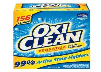 Clean Versatile Stain Remover powder