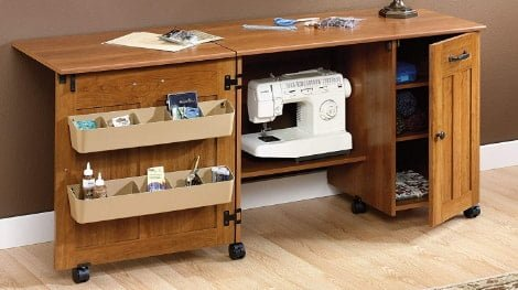 Mainstay Sewing / Craft Center- Folding Table