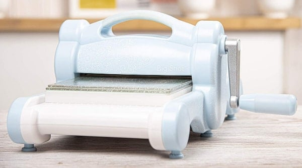 Sizzix Limited 663843 Fabric Die Cutting Machine