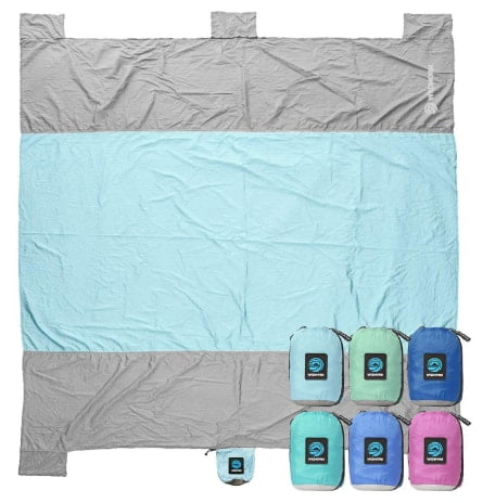 WildHorn Outfitters Sand Escape outdoor Beach Blanket