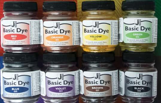 Jacquard basic dye for fabric
