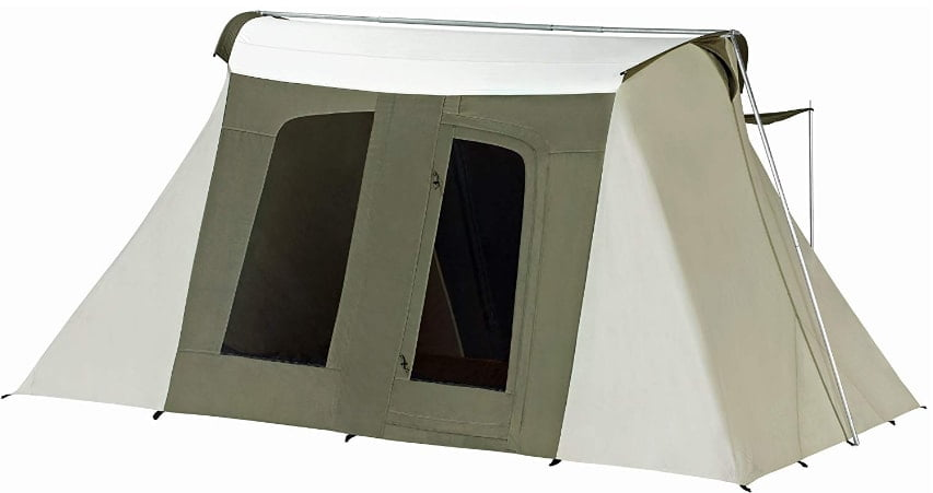 Kodiak Canvas Flex-Bow Deluxe Eight Person Tent- Top pick