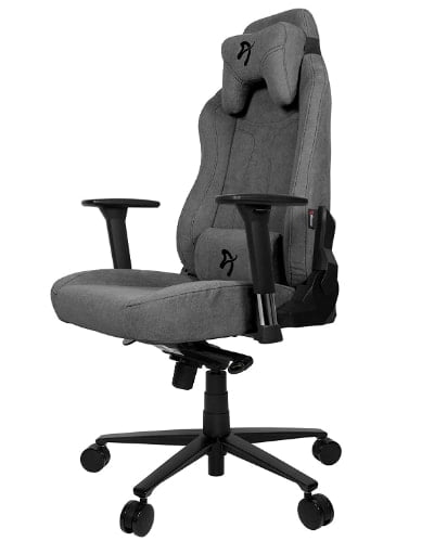 Arozzi SFB-ASH Vernazza Fabric Gaming Chair