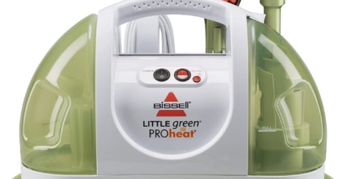 BISSELL Little Green ProHeat 14259 Portable Carpet and Upholstery Cleaner