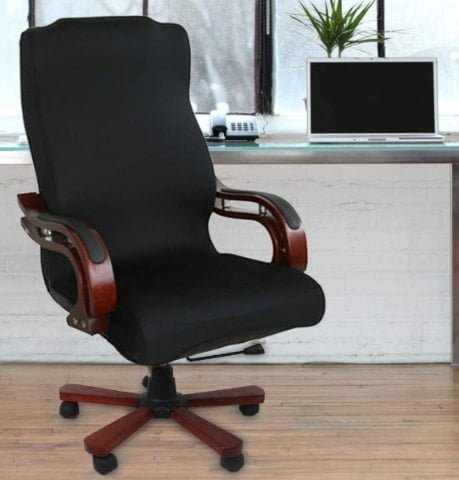 CAVEEN Office Computer Chair Seat Covers