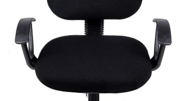 Smiry Stretch Jacquard Office Washable & Removable Chair Seat Covers