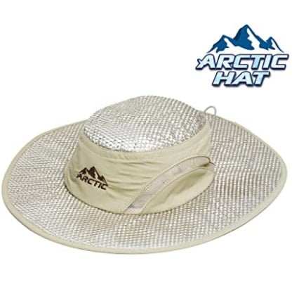Arctic Hat Evaporative Cooling Hat With UV Protection- Top Pick
