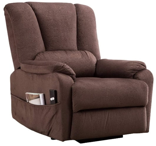 CANMOV Power Lift Recliner Chair For Elderly- CANMOV Big And Tall Recliner Chair