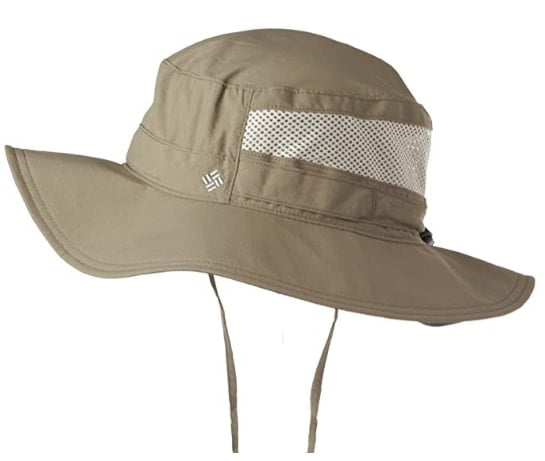 Columbia Mens Bora Bora Booney- Sun Hat- Keeps You Cool