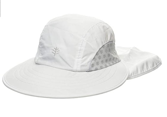 Coolibar UPF 50+ Women's And Men's Explorer Sun Protective Hat
