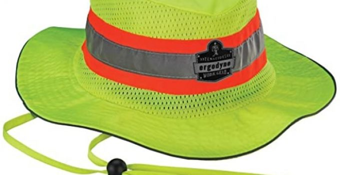 Cooling Ranger Sun Hat, Lined With Evaporative PVA Material For Fast Cooling Relief