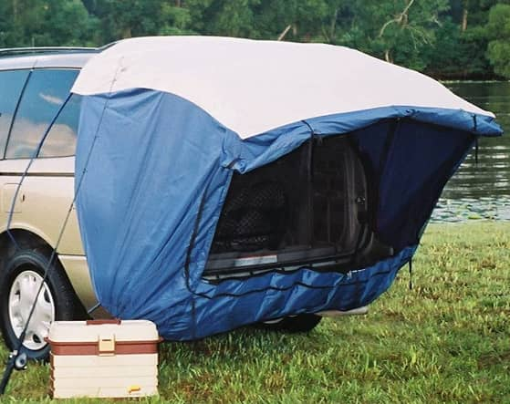 Explorer 2 SUV And Minivan Truck Tent