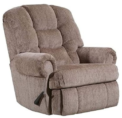 Lane Stallion Big Man Comfort King Recliner- Extra Large Big Man Recliner 500-Lb Capacity