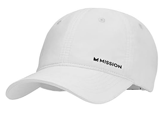 MISSION Cooling Performance White Hat