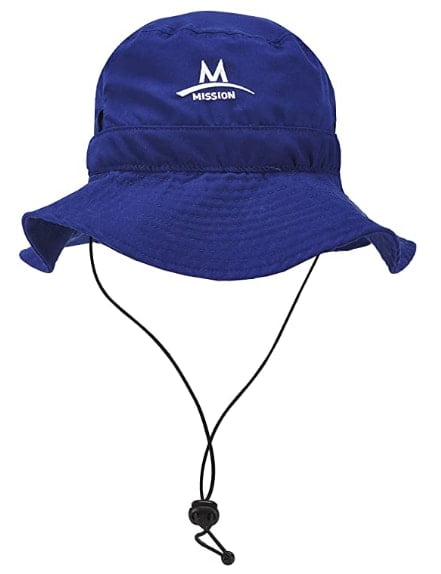 Mission Best Cooling Bucket Hat-  Protect You From Sun