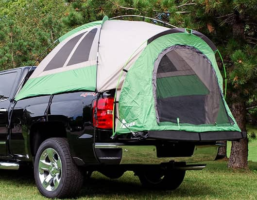 Napier Backroadz Truck Tent- Top-Rated Tent For Truck Bed