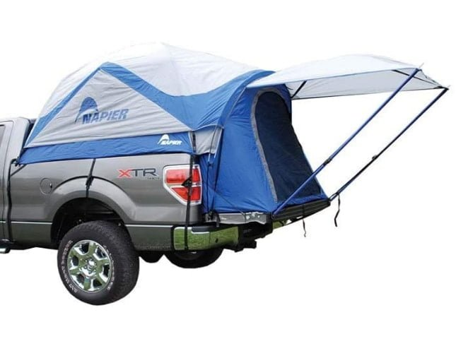 Sportz Truck Tent Blue & Grey Color