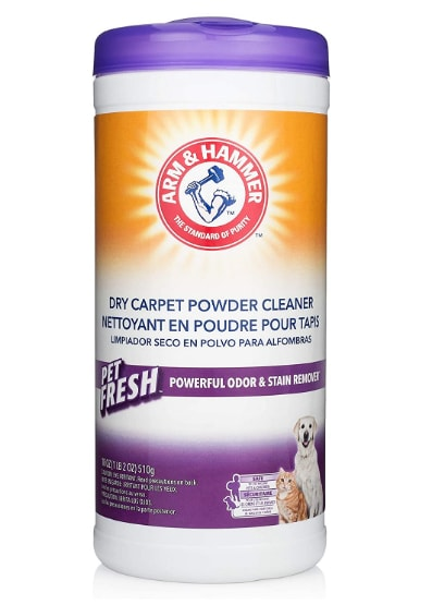 Arm And Hammer Carpet Dry Powder Cleaner