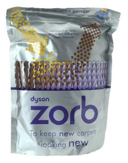 Dyson Zorb Carpet Cleaning Powder