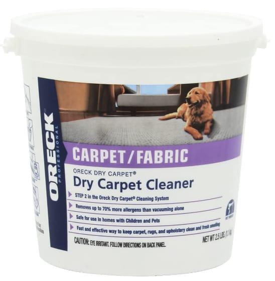 Oreck Carpet Dry Cleaner
