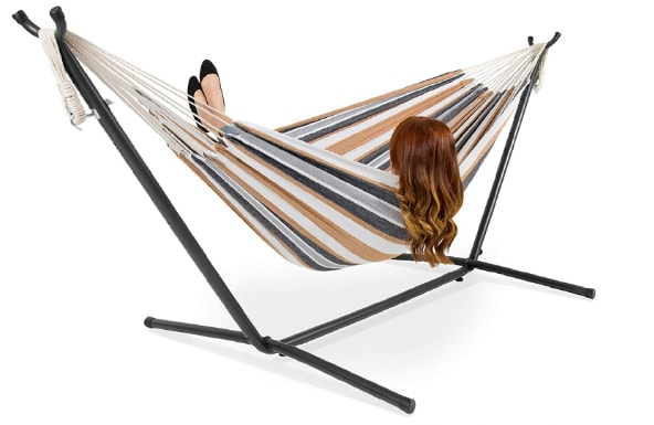 Best Choice Products 2-Person Brazilian Hammock Bed