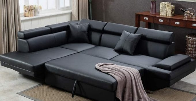 FDW Sofa Sectional Sofa for Living Room