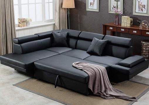 FDW Sofa Sectional Sofa for Living Room