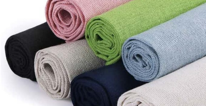 Linen Needlework Fabric