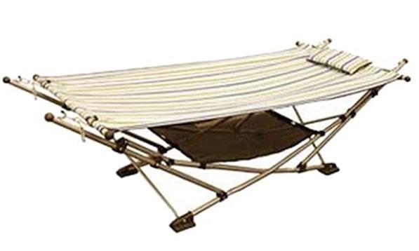 Portable Hammock Cot- Fold And Go Travel Hammock