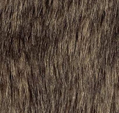 Shannon Fabric Fake Fur Wolf-Fabric
