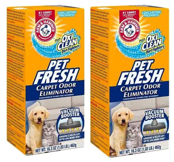 Arm & Hammer Carpet Pet Fresh Odor Eliminator
