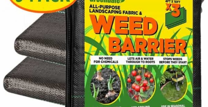 Greendale Landscape Weed Barrier
