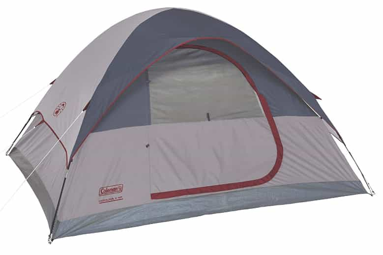 Coleman Highline 4-Person Dome Tent
