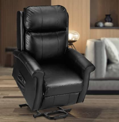 Esright Electric Power Lift Recliner Chair, Electric Wall Hugger Recliner