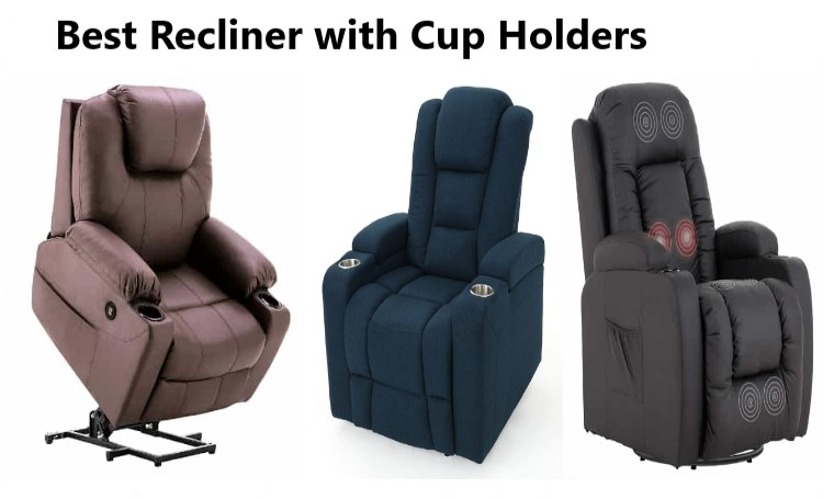 Best Recliner with cup holders